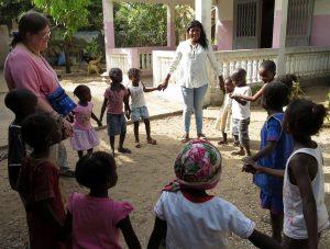 activité ludique à la Cité des Enfants