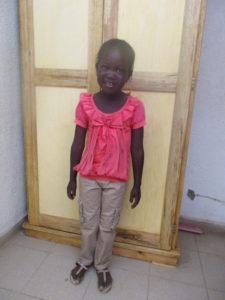 Ndeye Khady, une enfant à parrainer