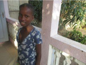 Bouya, une enfant à parrainer