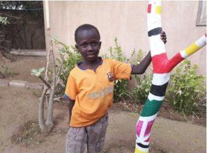 Ibrahima, un enfant à parrainer