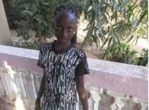 Ndeye Selbe, une enfant à parrainer