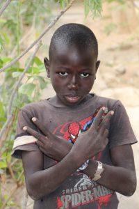 Cheikh, un enfant à parrainer
