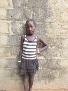 Seynabou, une enfantvà parrainer